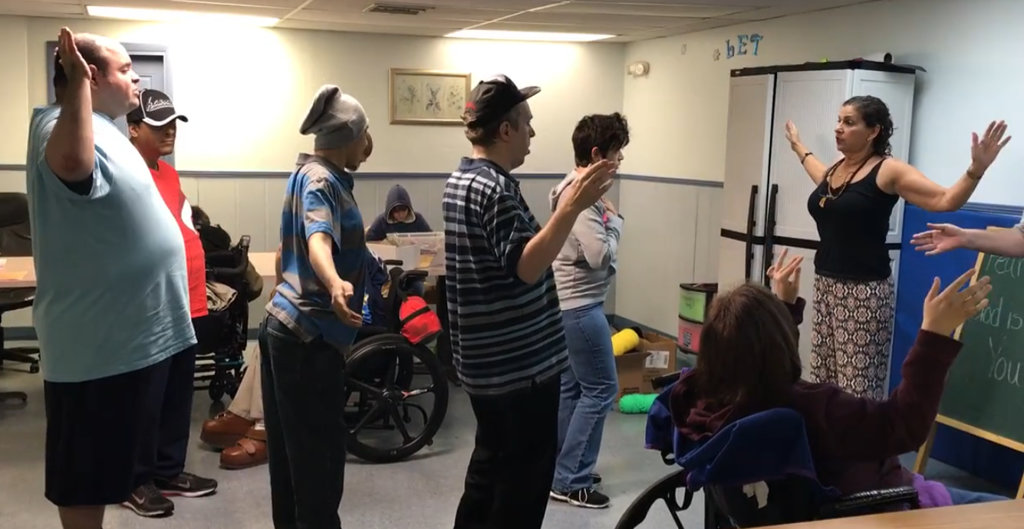 Yoga for Intellectual Disability