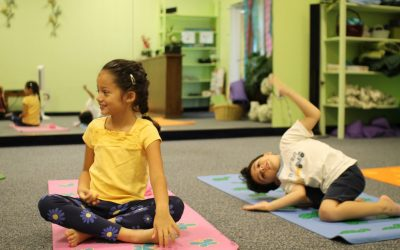 Yoga for Children with Special Needs