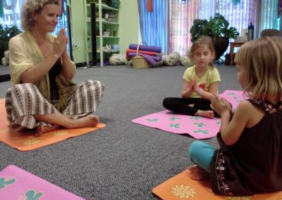 Kids Yoga Teacher Training Gallery 1