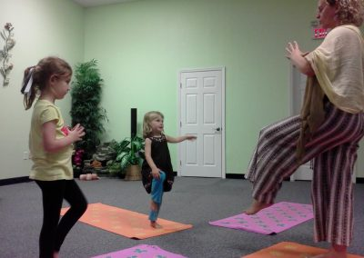 Kids Yoga Teacher Training Gallery 2