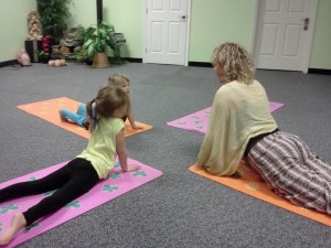 Kids Yoga Teacher Training Gallery 3